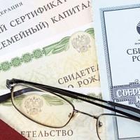 Процедура оформления материнского капитала: какие документы нужны для этого