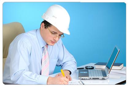 На фото: договор строительного подряда