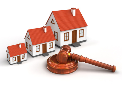 На фото: жилищное право