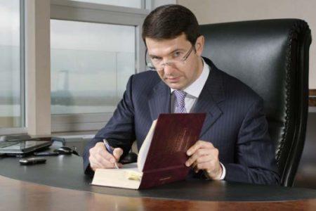 На фото: Адвокат по гражданским делам