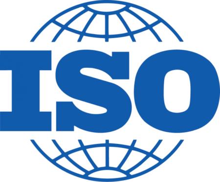 На фото: Сертификат ИСО